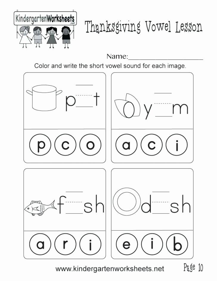 Long Vowel Review Worksheets Long Vowel Worksheets Kindergarten and Short sounds for