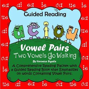 Long Vowel Review Worksheets Vowel Vowels Long Vowels Vowel Pairs Vowel sound Guided Reading Long Vowel