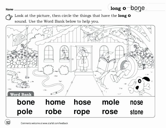 Long Vowel Silent E Worksheets Lovely Free Worksheets Library Download and Print Silent E 4th