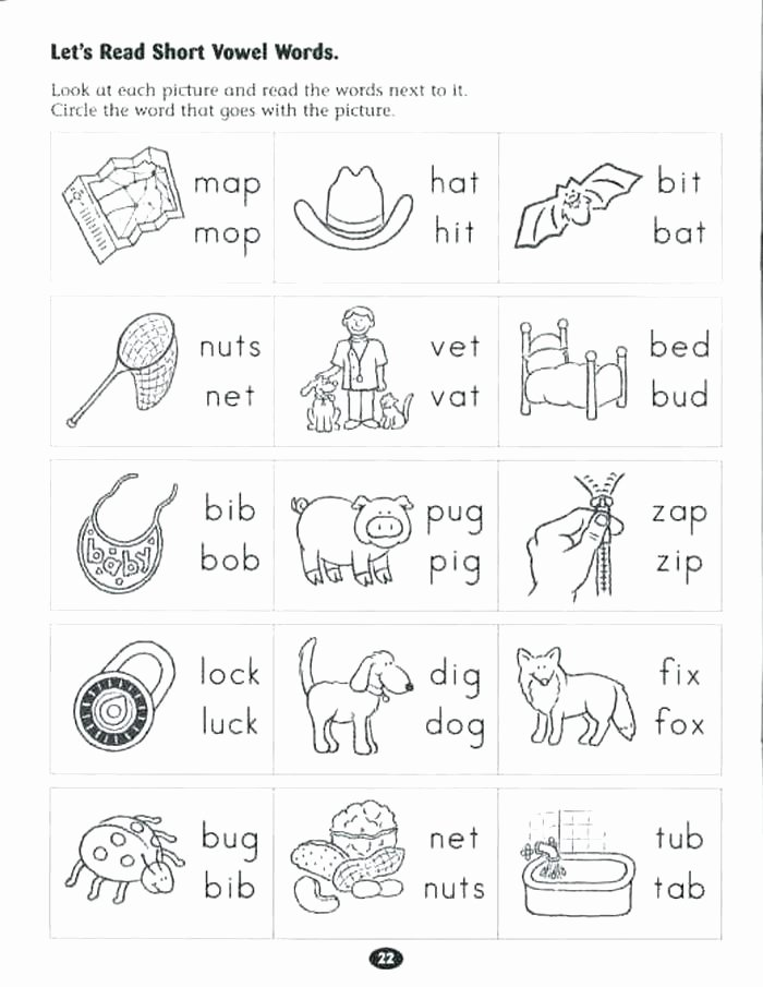 Long Vowels Worksheets Pdf Long Vowel Worksheets
