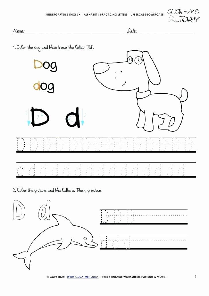 Lowercase Alphabet Tracing Worksheet Alphabet Tracing Worksheets How to Write Letter D Worksheet