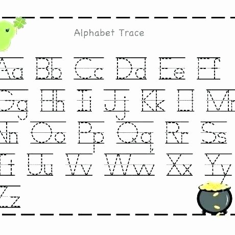 Lowercase Alphabet Tracing Worksheets Alphabet Letter Tracing Worksheets