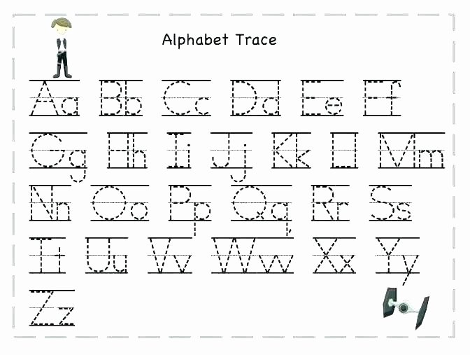 Lowercase Letter Tracing Worksheet Alphabet Tracing Worksheets Free Writing Printable Lowercase