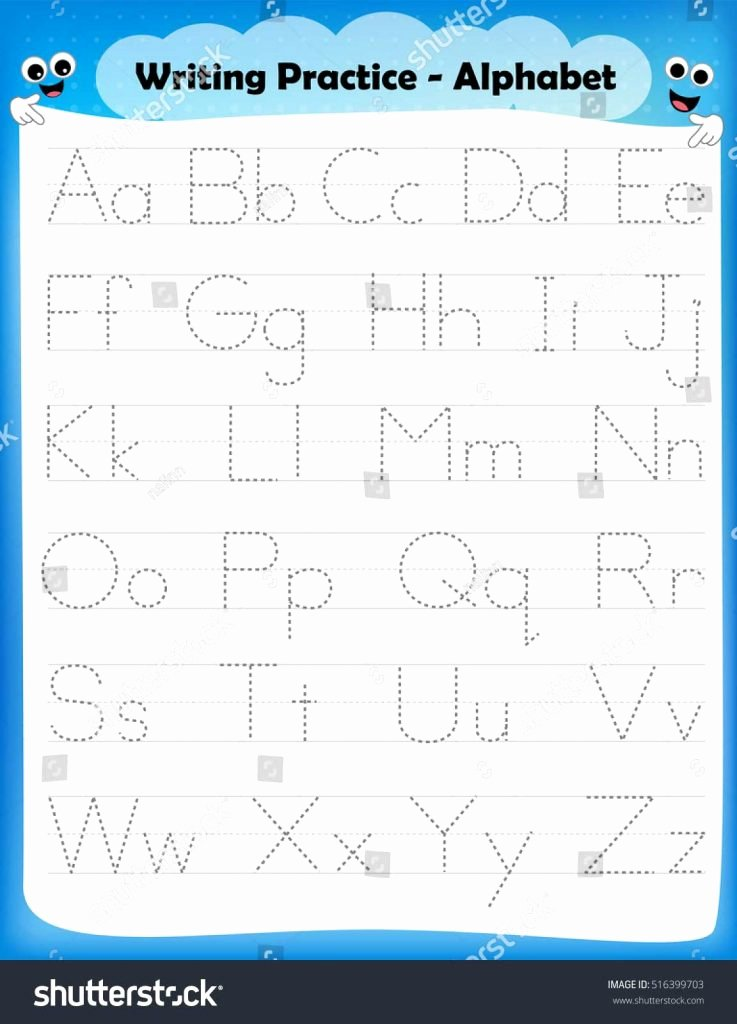 Lowercase Letter Tracing Worksheet Letter Tracing Worksheets 650 903 Letter Tracing
