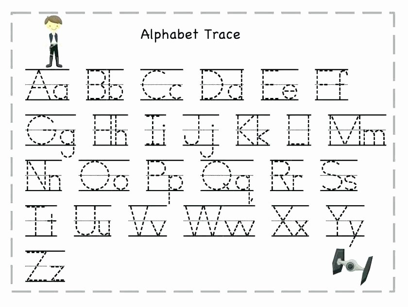Lowercase Letter Tracing Worksheets Lowercase Alphabet Tracing Worksheets – butterbeebetty