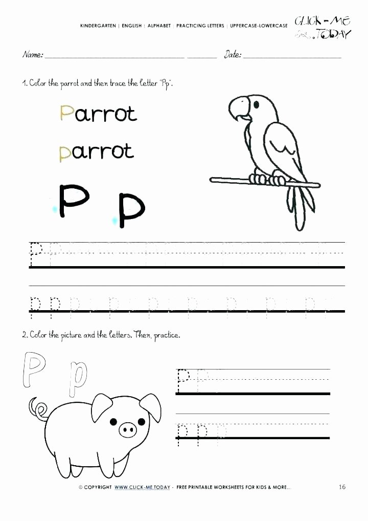 M Worksheets Preschool M Worksheets Letter E for Preschool Lowercase Color by