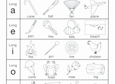 Magic E Worksheets Free Long Vowel U Silent E Worksheets Grade Free for Words the