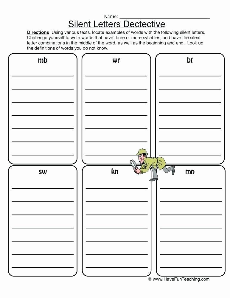 Magic E Worksheets Free Silent E Worksheets 3rd Grade Letters Worksheet 2 Phonics
