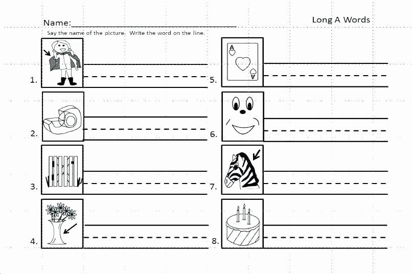 Magic E Worksheets Free Silent E Worksheets Free Grade Long Vowel Magic Worksheet