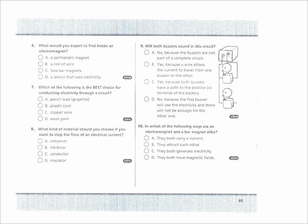 Magnetism Worksheet for High School Fresh is It Magnetic Worksheet Resources Science Magnets Design