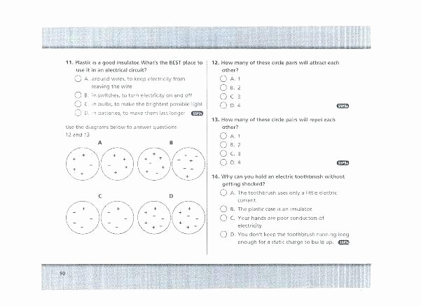 Main Idea 3rd Grade Worksheets Grade Electrical Circuits Worksheet Unique Physics Classroom