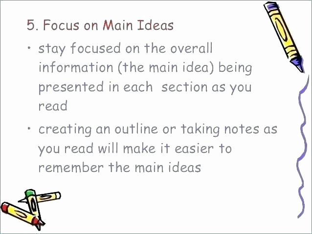 Main Idea and theme Worksheets Main Idea Of A Story Worksheets