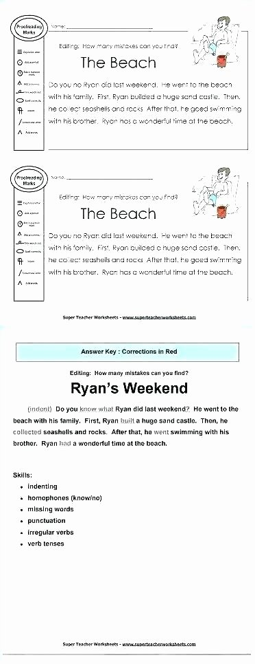 Main Idea and theme Worksheets theme Worksheets