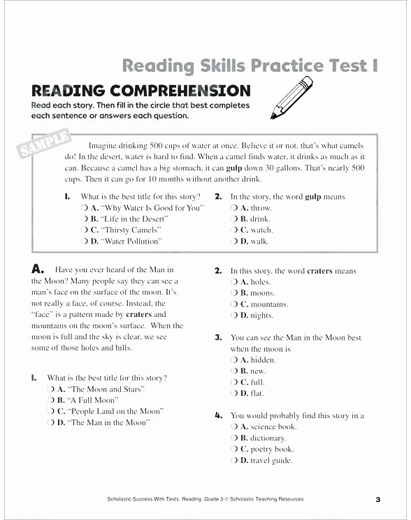 Main Idea Worksheets Middle School Identifying Main Idea Worksheets Worksheets Identifying Main