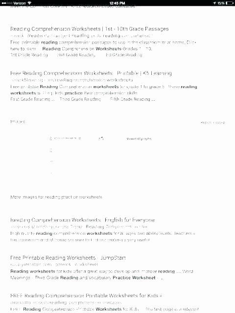 Main Idea Worksheets Third Grade Free Printable 6th Grade Reading Worksheets