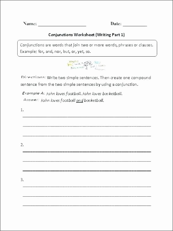 Making Compound Sentences Worksheets How to Write Better Sentences Worksheets Writing Simple Year