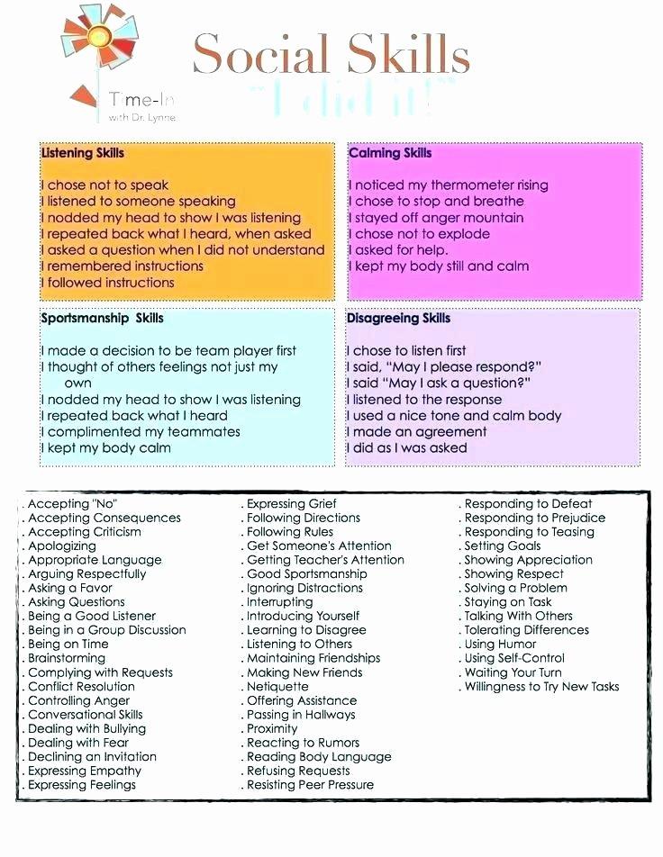 Making Friends Worksheets Kindergarten Lovely social Skills Making Friends Worksheets