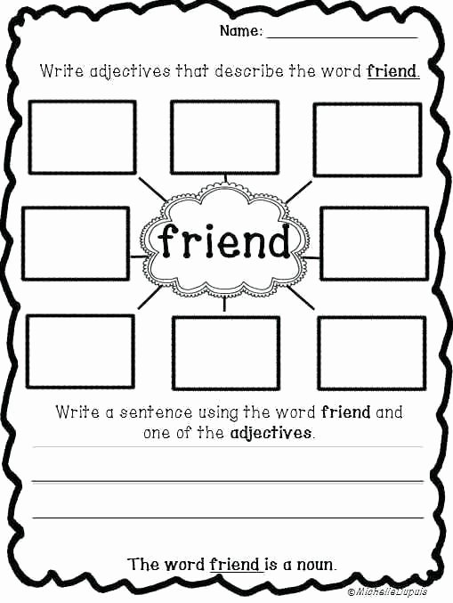 Making Friends Worksheets Lovely Save Resource Friendship Worksheets Friendship Worksheets