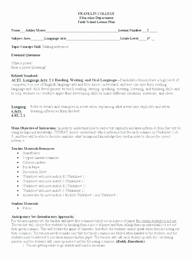 Making Inference Worksheets 4th Grade Making Inferences Worksheets 4th Grade