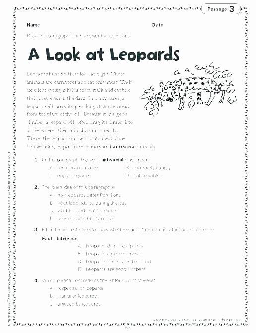Making Inferences Worksheets 4th Grade Inference Practice who Am I Free Making Inferences