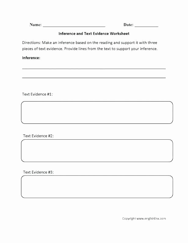 Making Inferences Worksheets 4th Grade Worksheets Beautiful Fact and Opinion Full New Making