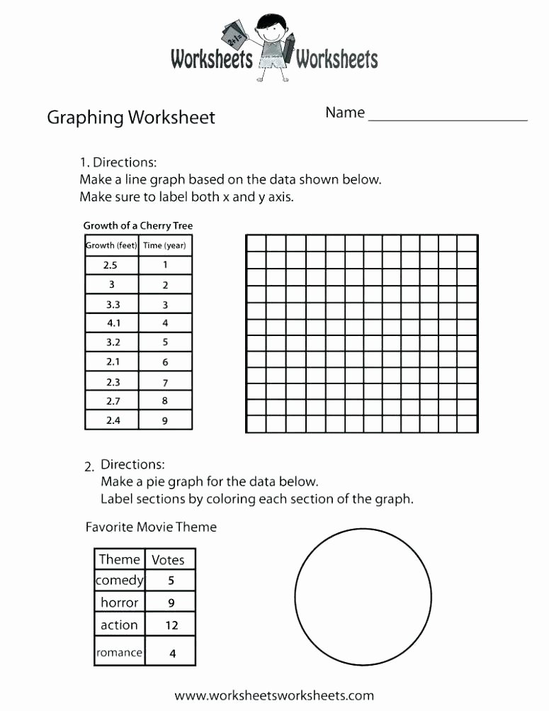 Making Line Graphs Worksheets Line Graph Worksheets 6th Grade Graphs Temperature Free for