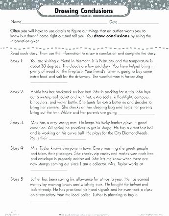 Making Predictions In Reading Worksheets Prediction Worksheets 2nd Grade