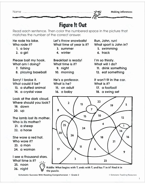 see inside image making inferences grade 2 collection printable leveled learning 1 inference worksheets second grade inference worksheets making inferences worksheet 10th grade