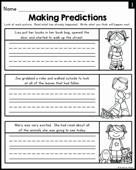 Making Predictions Worksheets 3rd Grade Lovely Making Predictions Worksheets 4th Grade – Kinchen