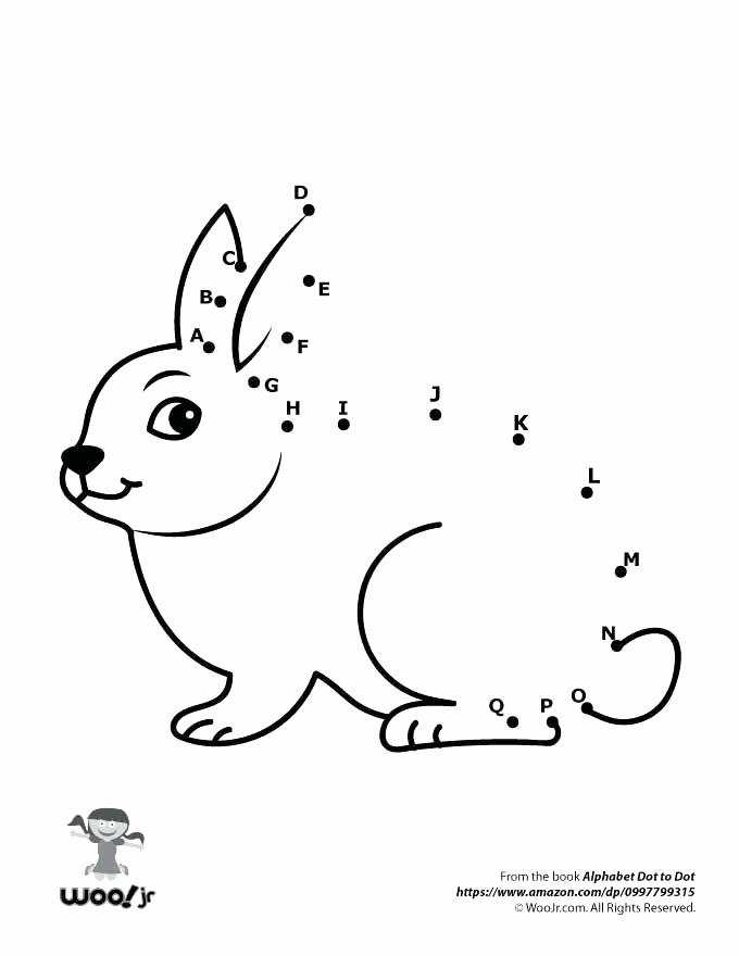Mammal Worksheets for Kindergarten Dot to 1 Animals Connect the Dots Worksheets Abc for