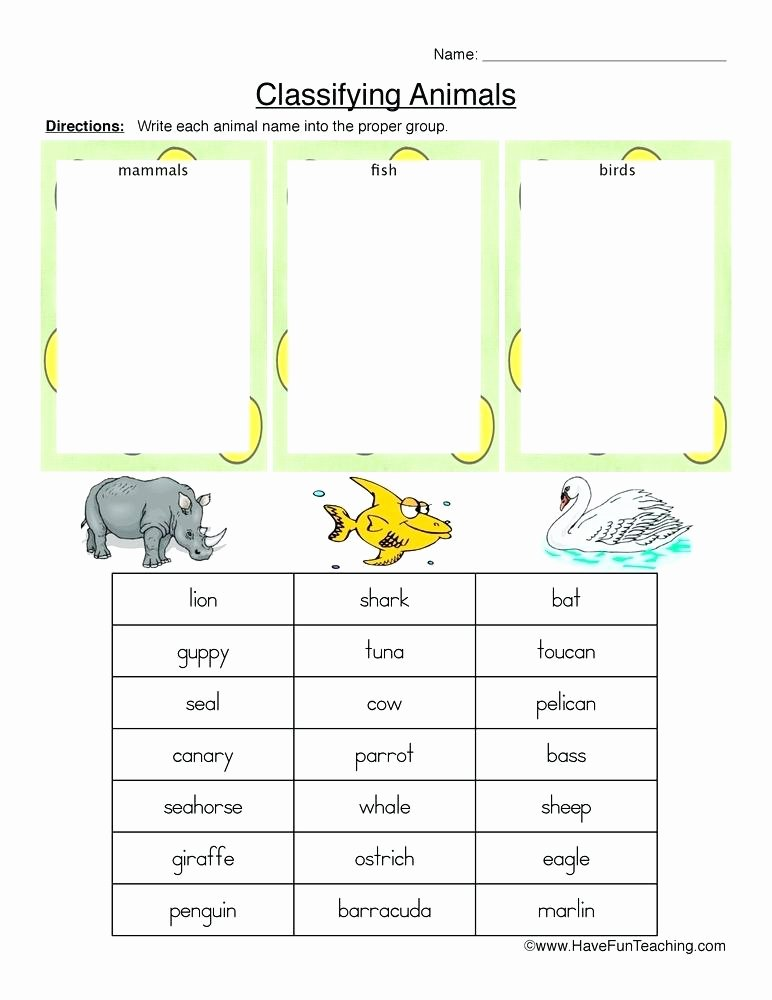 Mammals Worksheets for 2nd Grade Free Printable Phonics Worksheets for Second Grade Math