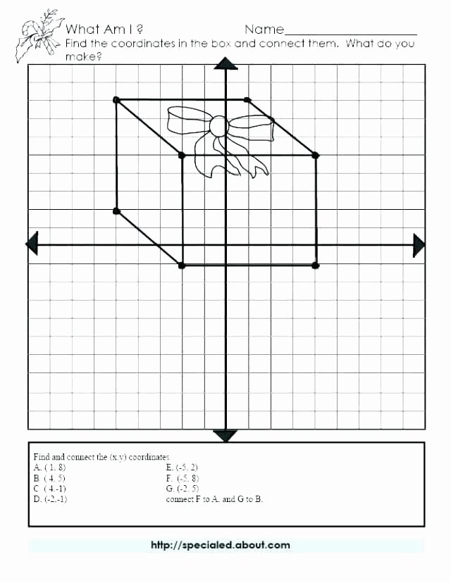 Map Grid Worksheets Lovely Finding Coordinates Worksheet Pdf