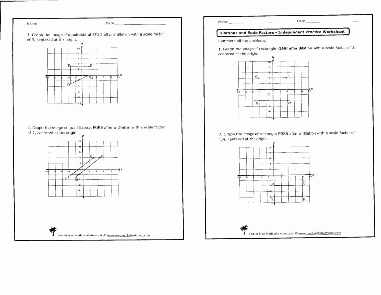 Map Scale Worksheet 4th Grade Map Practice Worksheets