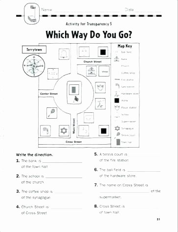 map skills worksheets packed with unique and grade them try to solve free for 6th