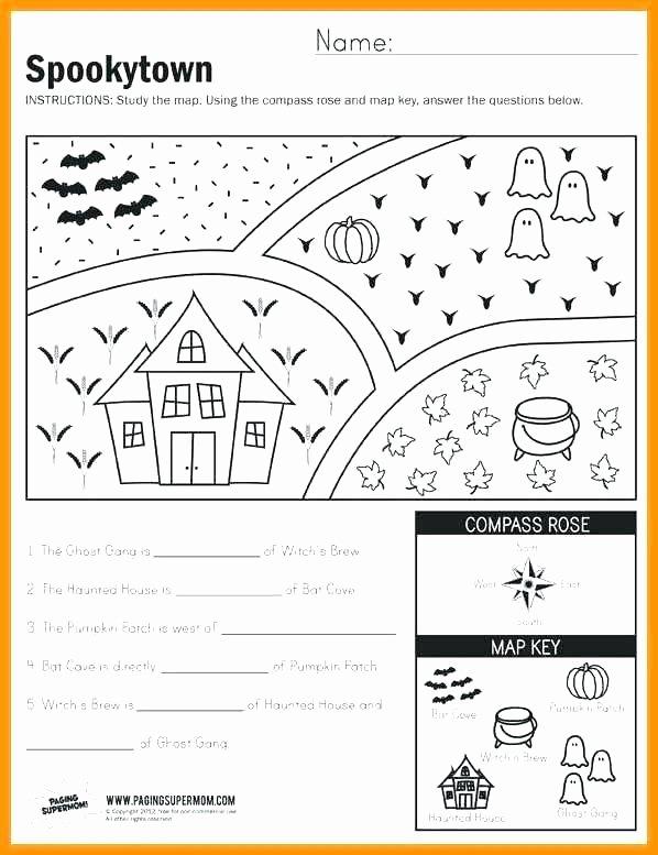 Map Skills Worksheet 4th Grade Map Geography Skills Grade social Stu S Geography Map