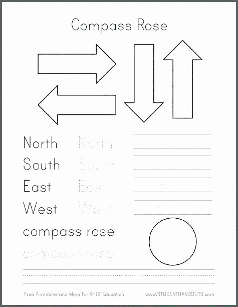Map Worksheets for First Grade Student Journal Printable Worksheets 6th Grade History Pdf 3