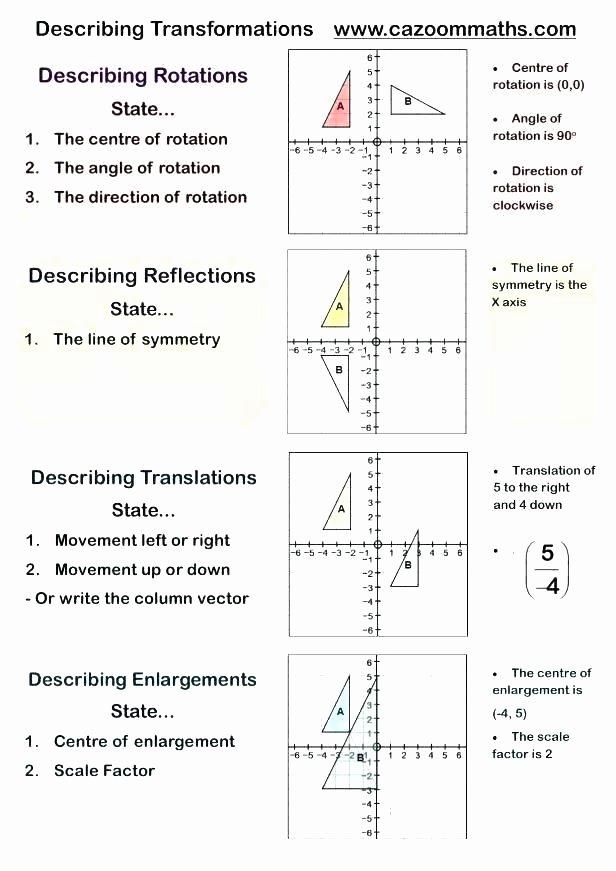 Math Aids Compound Shapes Unique Transformation Of Shapes Worksheets – Petpage
