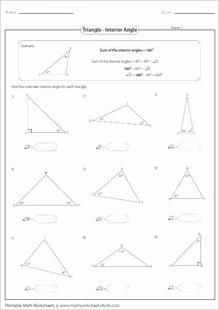 Math Aids Translations Answers Inspirational Similar Triangle Worksheet Math Worksheets Similar Right
