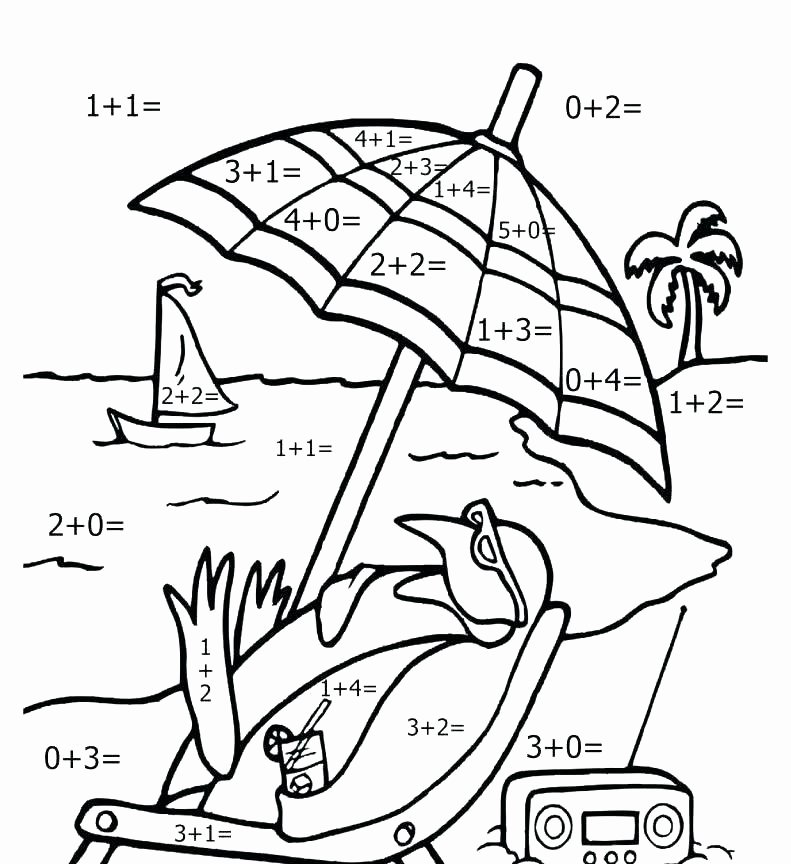 Math Coloring Pages 2nd Grade New Fall Math Worksheets 2nd Grade