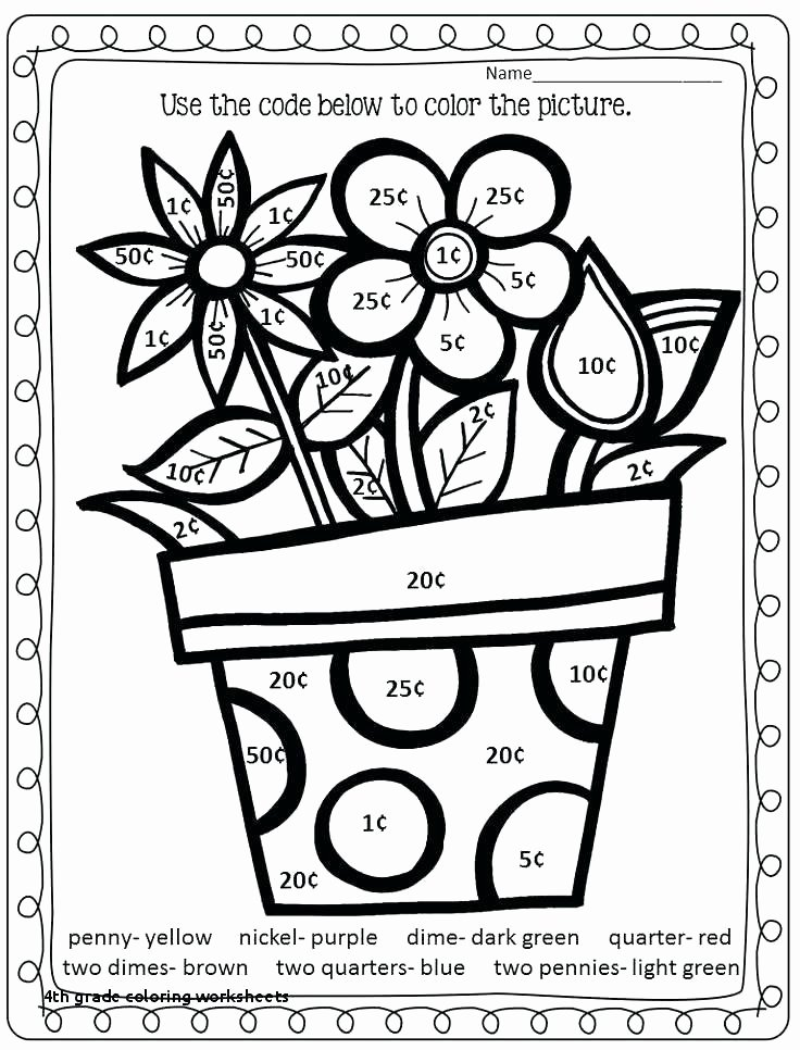 Math Coloring Worksheets 2nd Grade Awesome 2nd Grade Math Coloring Pages Printable Free Sheets for