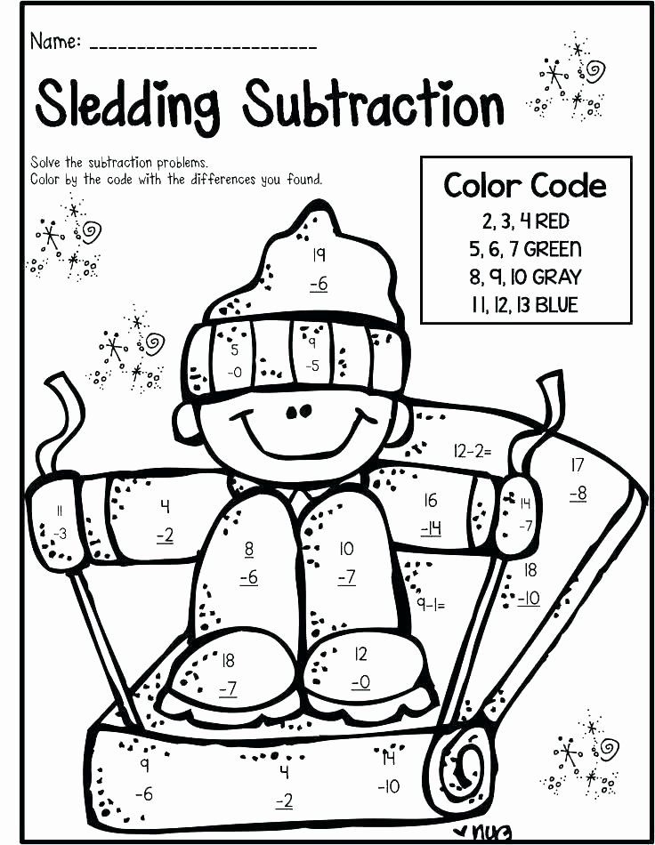 Math Coloring Worksheets 2nd Grade Inspirational 2nd Grade Math Coloring Pages Printable Free Sheets for