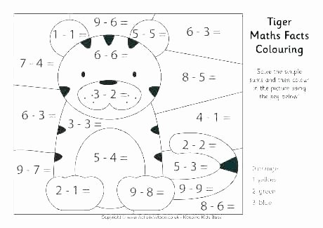 Math Coloring Worksheets 3rd Grade Lovely Free Math Coloring Worksheets 3rd Grade