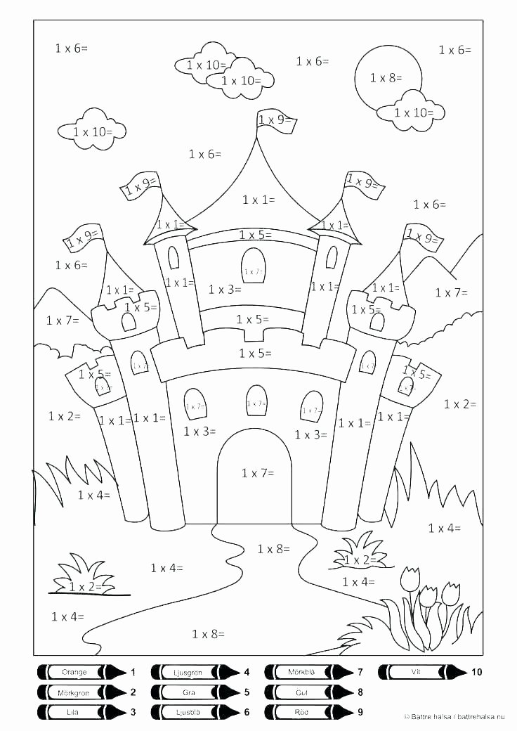Math Coloring Worksheets 3rd Grade New 3rd Grade Math Coloring Worksheets – Buchanansdachurch