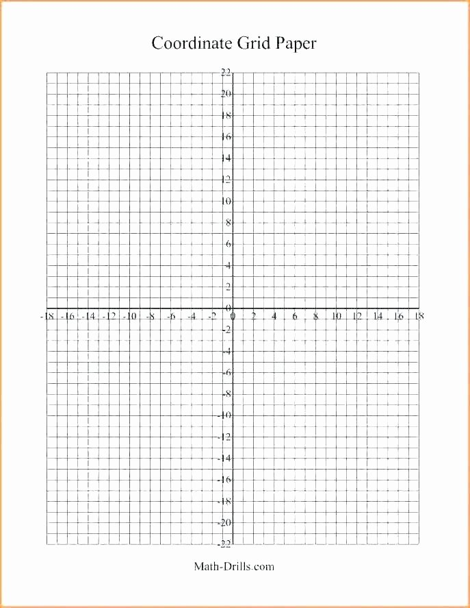 Math Drills Graph Paper Inspirational Graph Paper Printable Template – Csdmultimediaservice