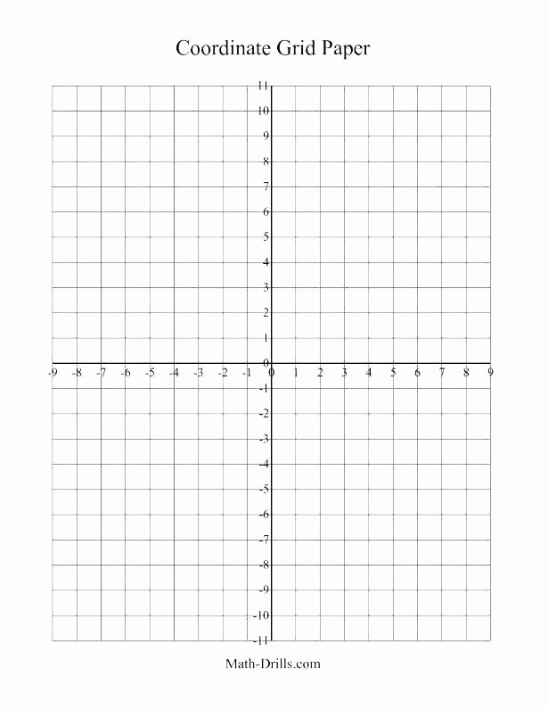 Math Drills Graph Paper New Best Graph Paper – Donatetime