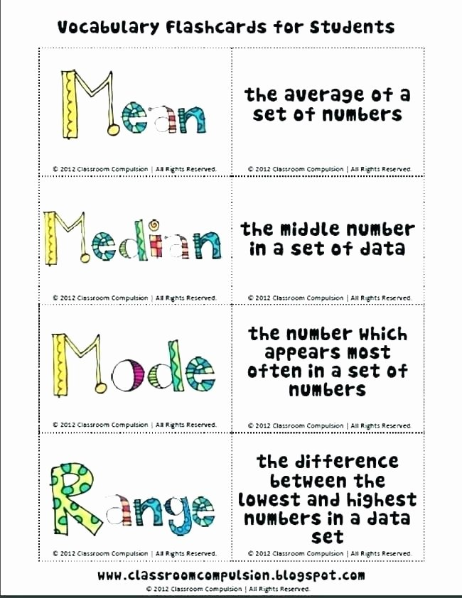 Mean Median Mode Worksheets Pdf Average Worksheets – Jhltransports