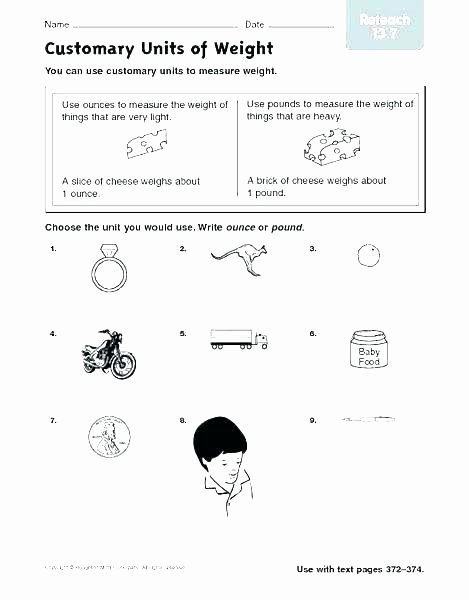 Measurement Capacity Worksheets Measurement Conversions Worksheets – butterbeebetty