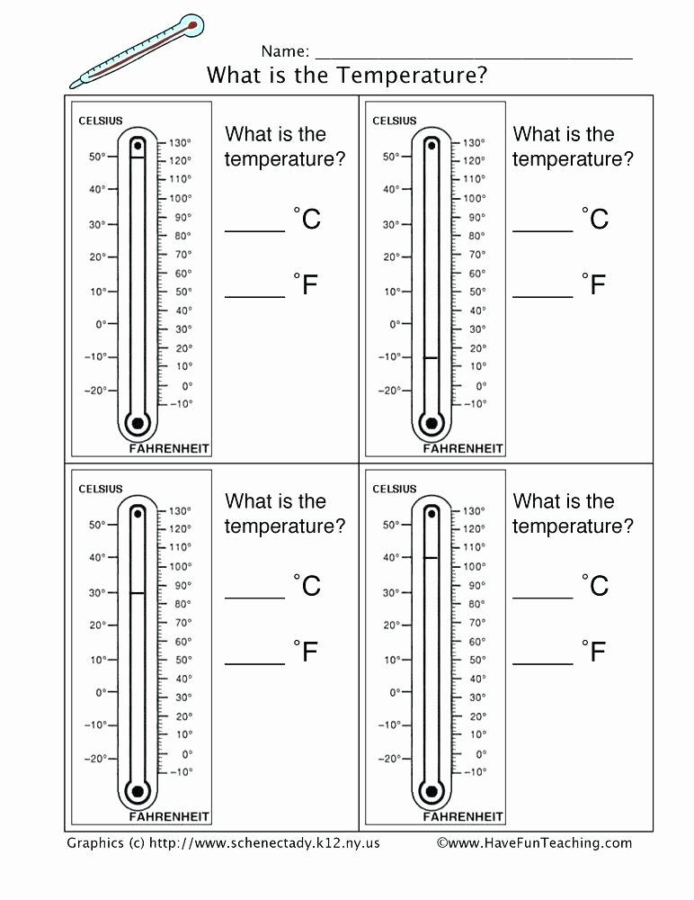 Measurement Temperature Worksheets Printable Temperature Worksheets Temperature Worksheets
