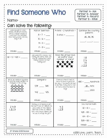 Measurement Worksheet 3rd Grade Math Activities for Grade Place Value Worksheets 3rd