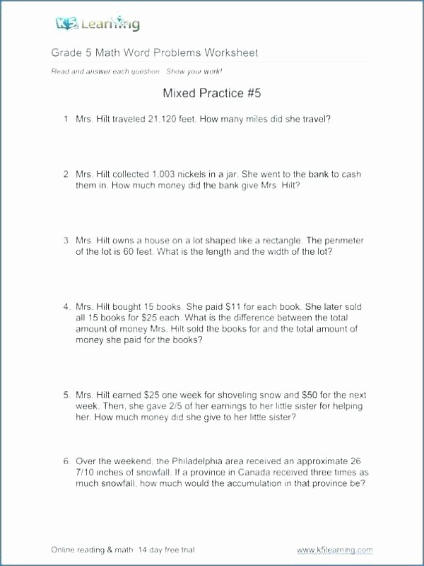 Measurement Worksheets 5th Grade Mass Word Problems Teaching Ideas Mass Word Problems